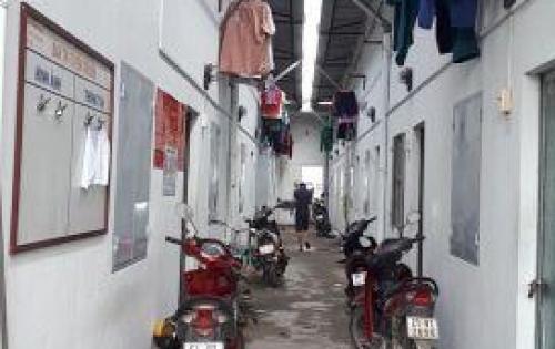 Bán gấp dãy trọ đường Phan Văn Hớn, xã Bà Điểm, huyện Hóc Môn. Dt: 170m2 Giá: 1tỷ2. SHR