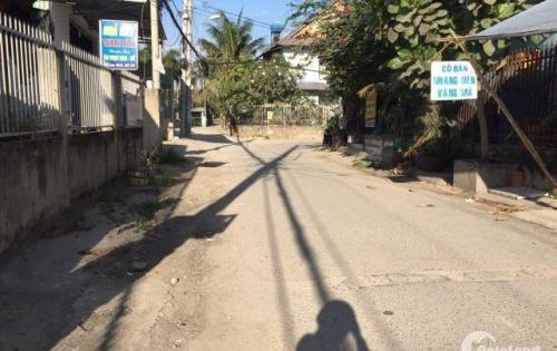 Cần tiền bán gấp lô đất đường Đặng Thúc Vịnh, xã Thới Tam Thôn, Hóc Môn. 90m2 giá 890 triệu. SHR