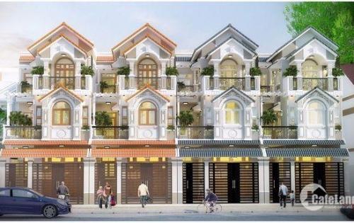 Bán nhà nhố 2 lầu (đang hoàn thiện) hẻm 2637 Huỳnh Tấn Phát huyện Nhà Bè