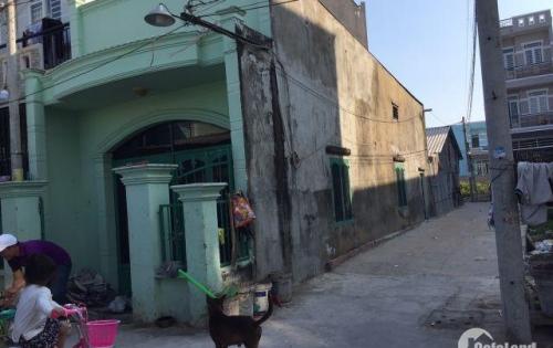 Bán nhà cấp 4 hẻm chùa Phước Tường góc 3 Mặt tiền giá LH: 0979213140 chính chủ