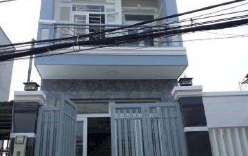 Nhà vị trí đẹp, mới xây dựng 1 trệt 1 lầu đường Lê Văn Lương, Nhà Bè