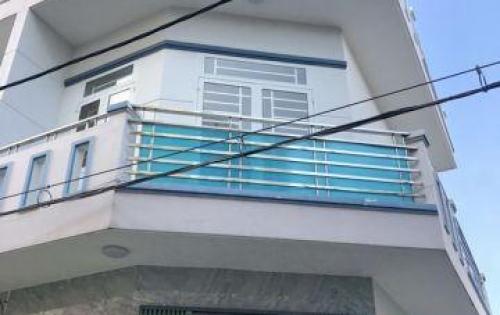 Bán nhà 2 lầu hẻm xe hơi 6m 148 Nguyễn Bình huyện Nhà Bè