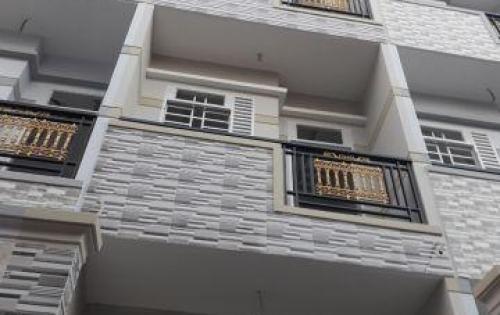 Cần bán gấp căn nhà phố 1 trệt 2 lầu sân thượng ở đường Lê Văn Lương giá mềm
