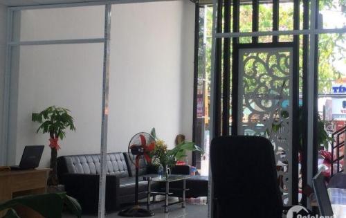 Bán 87m2 mặt bằng kinh doanh 2 tầng 2 toilet mặt tiền Lê Văn Lương