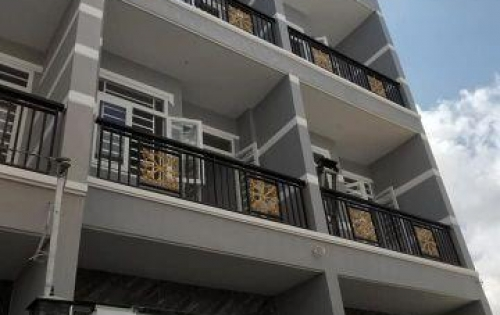 Nhà tôi bán 1 trệt 2 lầu ở Phước Kiểng, Nhà Bè
