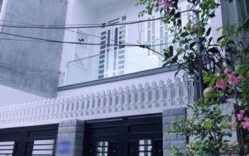 Bán nhà 1 lầu mới đẹp hẻm xe hơi 1886 Huỳnh Tấn Phát Nhà Bè.