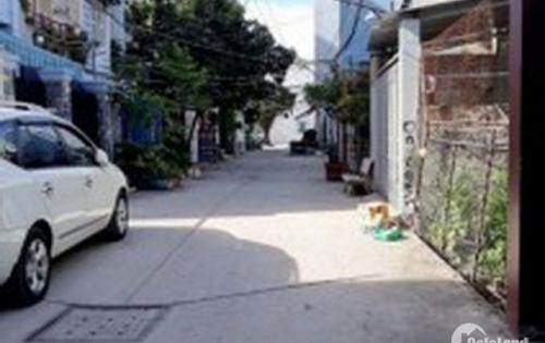 Bán nhà 1 lầu hẻm 1832 Huỳnh Tấn Phát Thị Trấn Nhà Bè. Giá 2.75 tỷ