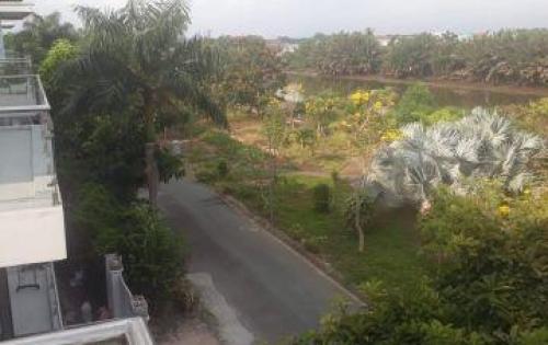 Cần bán nhà Biệt thự liền kề ven sông Sài Gòn