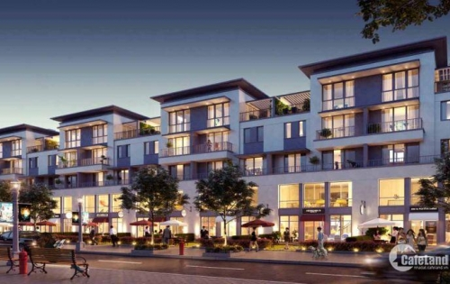 Cần tiền bán gấp shophouse 3 tầng gần biển Xuân Thiều,vị trí đẹp,giá đầu tư