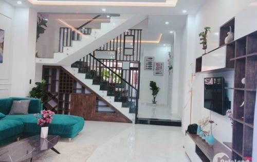 Bán nhà cấp 4 MT đường Châu Thị Vĩnh Tế,  giá bán: 115 triệu/m2, hướng đông lệch bắc tí