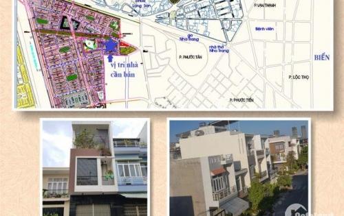 Bán nhà 56m2 khu đô thị Lê Hồng Phong 2 Nha Trang, Sổ hồng, cần nhượng lại.