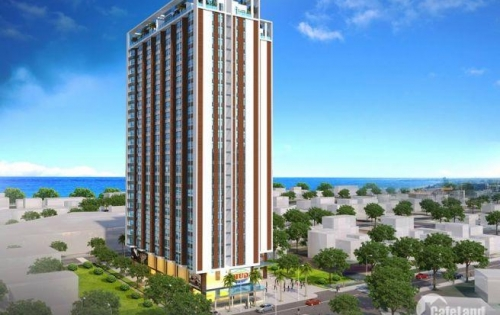 Căn hộ chung cư 04 Nguyễn Thiện Thuật, HUD Building Nha Trang, view đẹp.