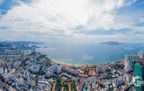 1,5 tỷ sở hữu nhà ở ngay trung tâm thành phố Nha Trang, trả góp 11 đợt