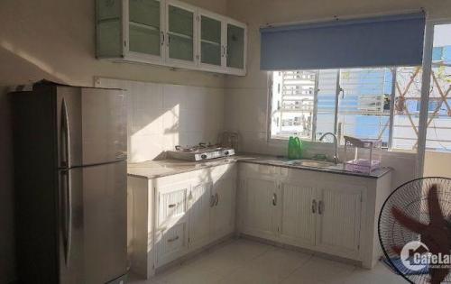 Bán căn hộ nhà chung cư CT5 của khu vĩnh điềm trung nha trang, đủ nội thất giá 1ty270 triệu