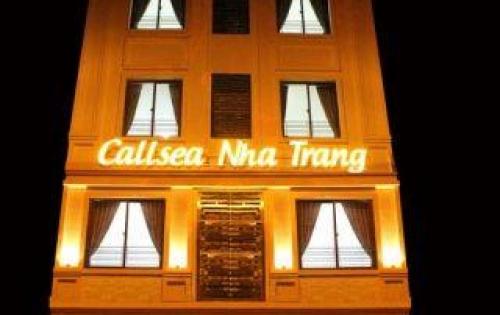 Bán khách sạn CallSea Nha Trang chuẩn 3 sao. LH 0938.269.136