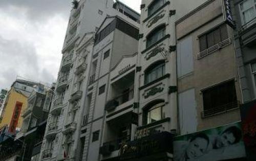 Chỉ 53 tỷ,thu nhập 200tr/tháng,Hotel MT Bùi Thị Xuân, PNL,144m2,25P