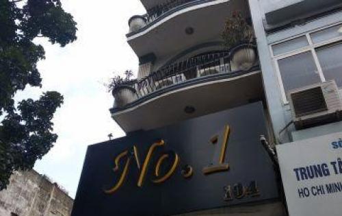 Chính chủ bán nhà 2 Mặt tiền Trần Hưng Đạo, p Cô Giang, Quận 1; 8.2x24m,4 lầu,giá rẻ 88 tỷ