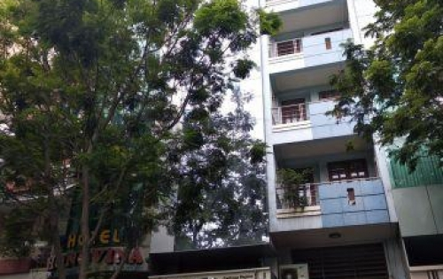 Chính chủ bán nhà 2 Mặt tiền Trần Hưng Đạo, p Nguyễn Cư Trinh, Quận 1; 8.3x23m,4 lầu,giá rẻ 88 tỷ