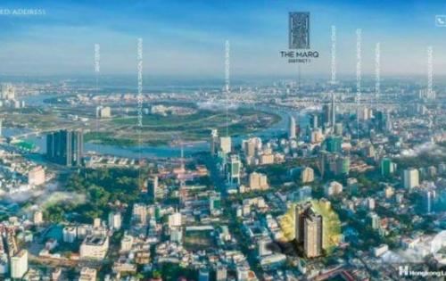 Tại sao dự án căn hộ cao cấp The Marq 29B Nguyễn Đình Chiểu, Quận 1 HCM sinh lời cao?