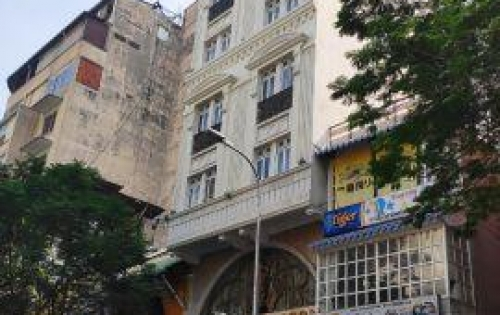 Bán Khách sạn HXH phạm ngũ lão, phố tây quận 1, DT: 4x14, xây 4 lầu, giá 16 tỷ