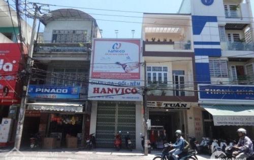 Bán nhà 81A Trần quang Khải, phường Tân Định, 7,2 x 18m Xây trệt, 2 lầu