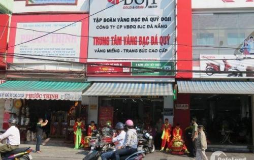 Bán nhà mặt tiền đường Lý Tự Trọng, Bến Thành, quận 1 sau lưng chợ bến Thành, DT : 117m2