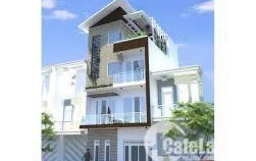 Bán nhà mặt tiền Bùi Thị Xuân quận 1, 4 lầu, 89m2