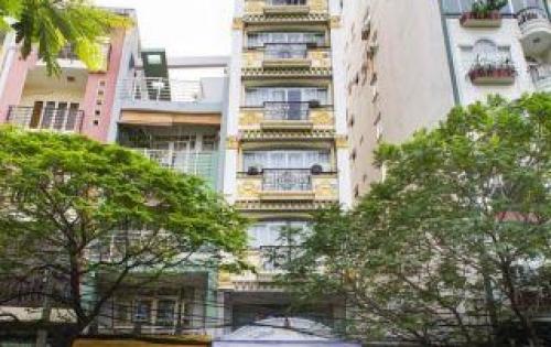 Bán khách sạn Lê Thánh Tôn - Thủ Khoa Huân,.p bến thành Q1 DT: 4x20m hầm 7 lầu HĐ thuê 200tr/th giá 55 tỷ