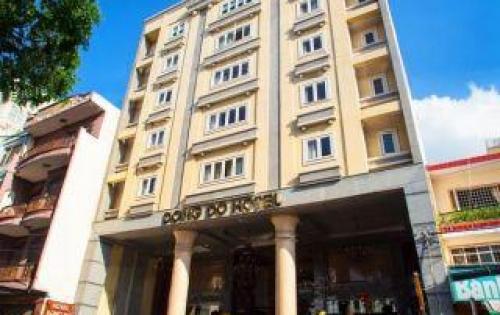 Bán khách sạn 3 sao mặt tiền quận 1.dt : 14 x 20m . 1 hầm , 10 lầu mới.ngay trung tâm khu phố tây