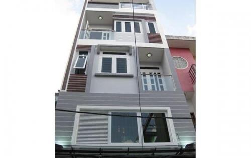 Nhà MT Nguyễn Văn Thủ, Phường Đakao, quận 1, DT: 4x17m, xây 4 lầu, giá 27 tỷ