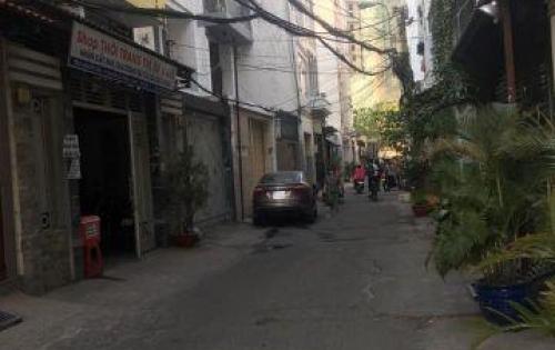 Nguyễn Trãi 100m2, nhà cấp 4, 19.5 tỷ Nguyễn Cư Trinh Quận 1