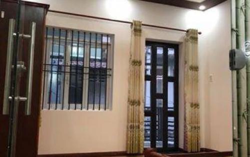 Bán nhà gần 28m2, hẻm 3m, mới đẹp, Lạc Long Quân phường 5 quận 11