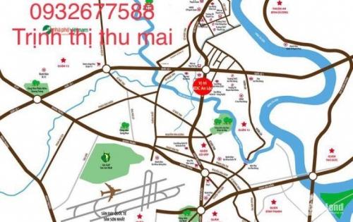 Dự Án 59 Căn Khu Dân Cư An Lộc, Hà Huy Giáp, Quận 12, Hotline: 0932.677.588