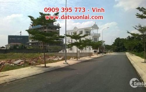 Đất Vườn Lài 4x20= 80m2 giá 45tr/m. Cầu nối Vườn Lài và Nguyễn Thái Sơn, Gò Vấp đã bắt đầu triển khai