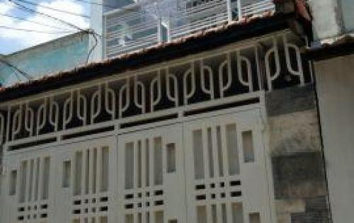 Bán nhà 3.5x17,đúc 2 tám,HXH Dương Thị 10,P.Tân Chánh Hiệp,Q12, 3,72 tỷ TL