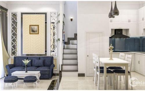 #Bán nhà phố mới, Tô Ngọc Vân  q12  Tầm nhìn đẹp, Có bảo hành, chỉ với 1,6 tỷ.