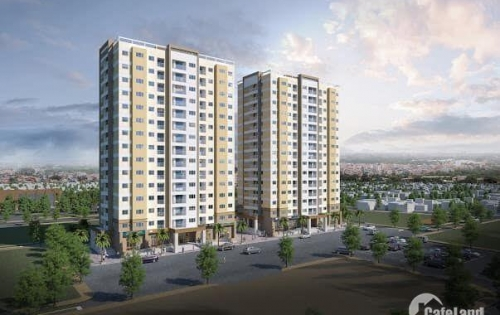 Cần bán căn hộ I-Park An Sương, 55m2, 2 PN