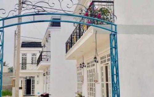 #Cần bán căn nhà phố Q12, Villa ven sông, 1T1L, đúc thật, mới 100% phù hợp với nhịp sống hiện đại.