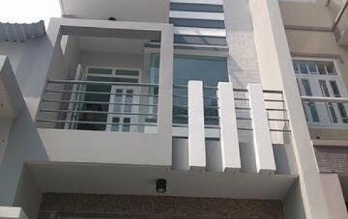 Nhà MT kinh doanh Tô Ngọc Vân, đúc 3 tấm dt 4x14m2 có SHR