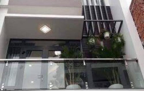 Nhà MT kinh doanh Tô Ngọc Vân, dt 4x14m2 đúc 3 tấm có SHR