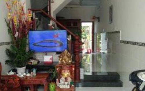 Bán nhà hai lầu đẹp trong chợ Thạnh Xuân chỉ với 1,95 tỷ