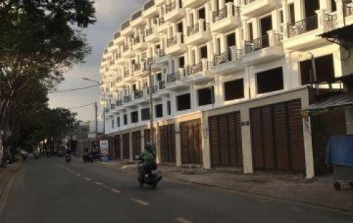#Nhà phố thương gia Song Minh Recidence – City land thứ 2 tại Quận 12.