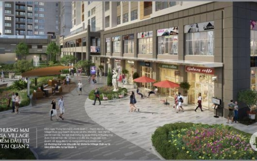 Bán ShopHouse Novaland Q2- dự án Victoria Village Thạnh Mỹ Lợi, 8.4 tỷ
