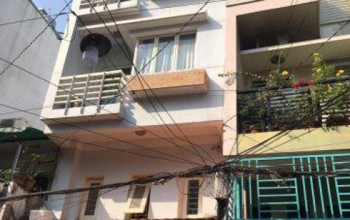 Bán nhà HXH, 5 tầng. Ngang 4m. 50m2. Giá 8 tỷ. Nguyễn Đình Chiểu, Quận 3.