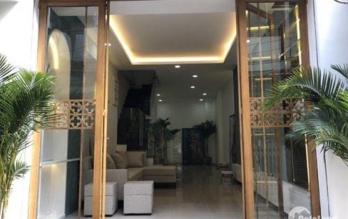 Cần bán nhà mới Nguyễn Đình Chiểu Phường 5 Quận 3, DT 4x12. Giá 9.8 tỷ