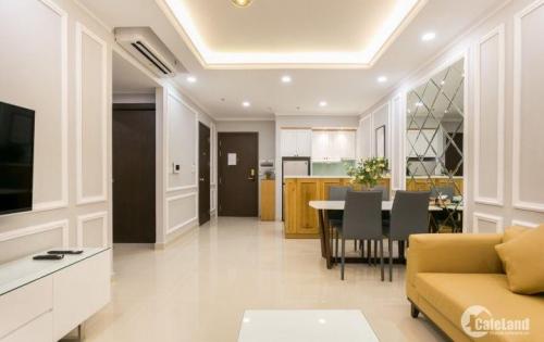 Bán gấp căn hộ 2PN The Tresor 39 Bến Vân Đồn, 75 m2, giá: 4.5 tỷ LH: 0947038118.