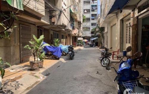 Bán nhà 54m2, mặt tiền nội bộ Nguyễn Trãi phường 8 quận 5