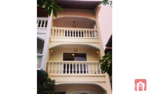 Cần tiền gấp bán căn nhà với diện tích 98m2, mặt tiền đường Nguyễn Trải Q.5 . Giá 4.7 tỷ, LH 0826.831.350