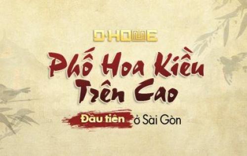 Đặt chổ ngay dự án D Homme Quận 6, khu phố Người Hoa lớn nhất Sài Gòn. Dự án hot nhất khu Quận 6