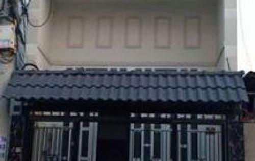 Bán nhà 1 trệt 2 lầu mới Quận Bình Tân, ( Gần ngã tư gò mây)